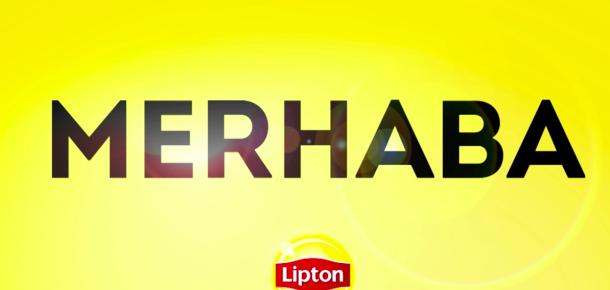 Lipton'un yerelleştireyim derken markayı yabancılaştırması sosyal medyada eleştirildi