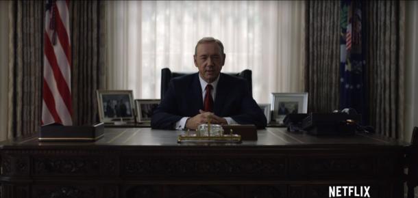 House of Cards'ın dördüncü sezonunun prömiyer tarihi açıklandı