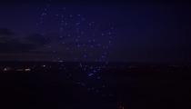 Intel'in CEO'su dans eden droneların havai fişeklerin yerini alacağını düşünüyor
