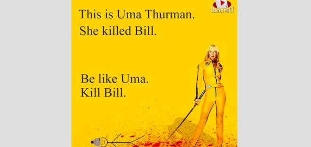 """Daha fazla """"Be like bill"""" görmek istemiyorsanız yapmanız gerekenler"""