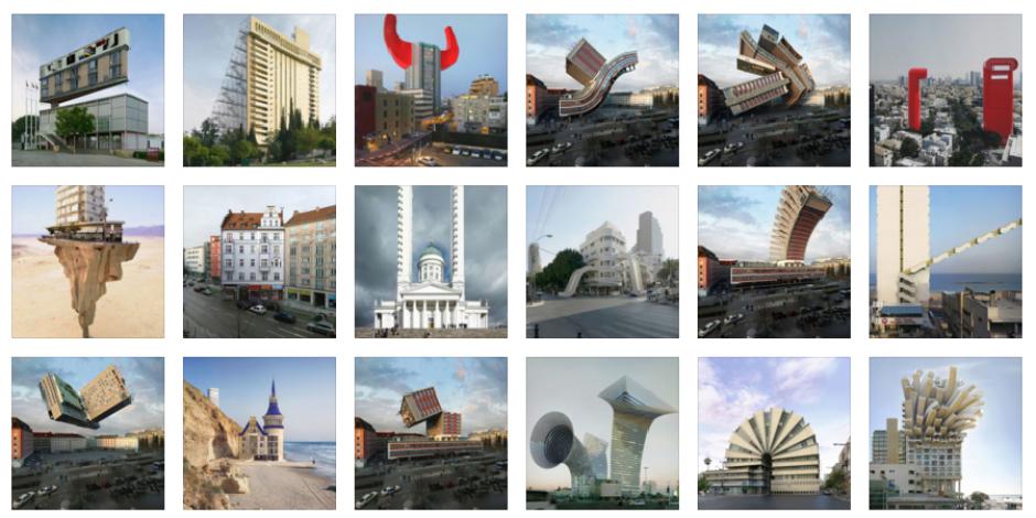 İşinden ayrılan mimarın tasarladığı müşterinin revize vermediği 3D bina tasarımları