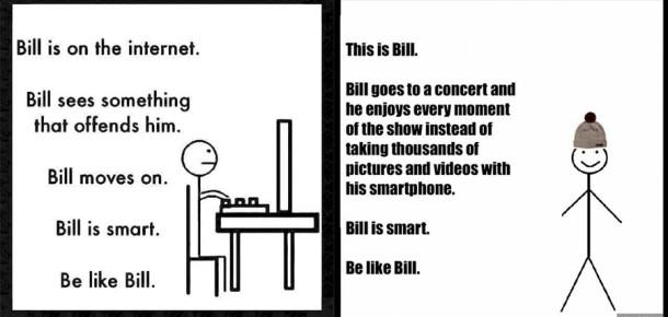 """""""Be like Bill"""" akımı hızla yayılıyor"""