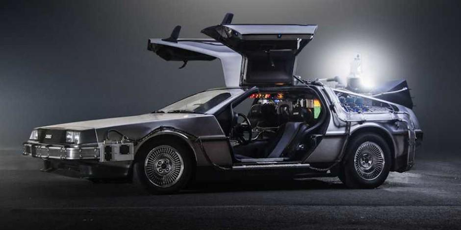 Back To The Future'un zaman makinası Delorean otomobilleri geri geliyor