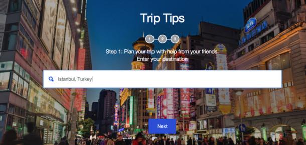 Foursquare'den yeni özellik: Trip-Tips