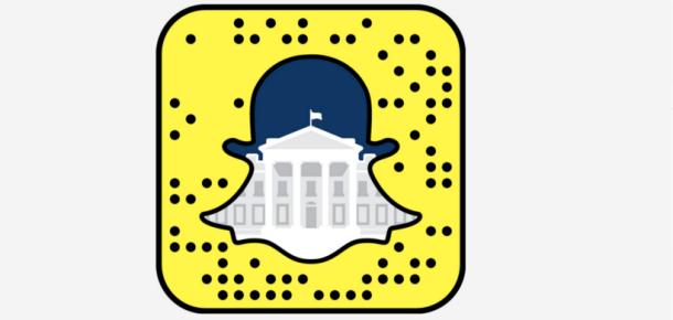 Beyaz Saray artık Snapchat'te!
