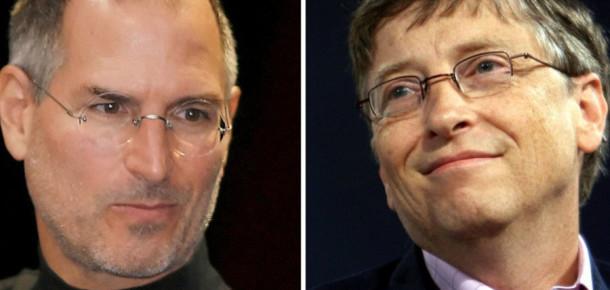 Steve Jobs ve Bill Gates'in bilgisayarın geleceği ile ilgili 1991'de yaptıkları röportaj