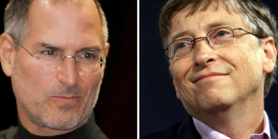 Bill Gates, Steve Jobs ve Mark Zuckerberg gibi kişileri başarıya götüren şey