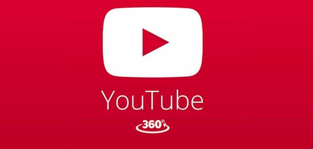 YouTube'da artık 360 derece videolardan canlı yayın düzenleyebilirsiniz