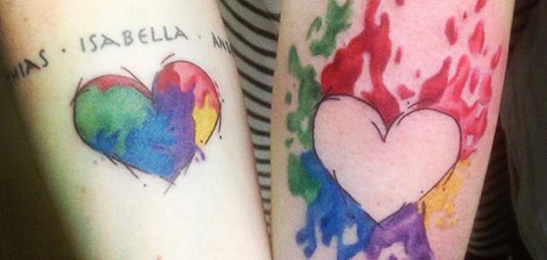 Kız kardeşlere özel 25 harika dövme