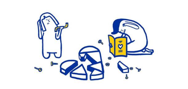 IKEA'dan aşk hayatınızdaki problemlere alternatif çözümler