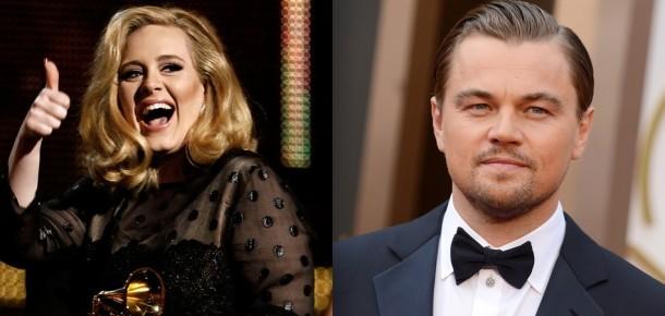 Adele'den Leo'nun Oscar'ı kazanması için tweet
