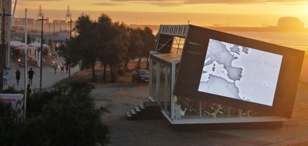 Ayçiçeği gibi hareket eden teknolojik evler