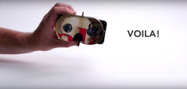 Coca-Cola kutuları Sanal Gerçeklik gözlüğüne dönüşüyor