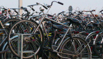 Android kontrollü akıllı bisiklet