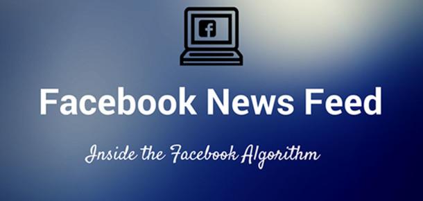 Facebook'ta algoritma değişikliği