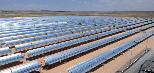 Fas, dünyanın en büyük güneş paneli santralinin birinci aşamasını tamamladı