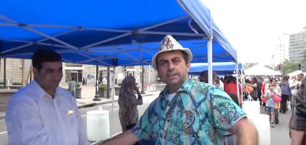 ABD'de bir garip YouTuber: İdris Usta