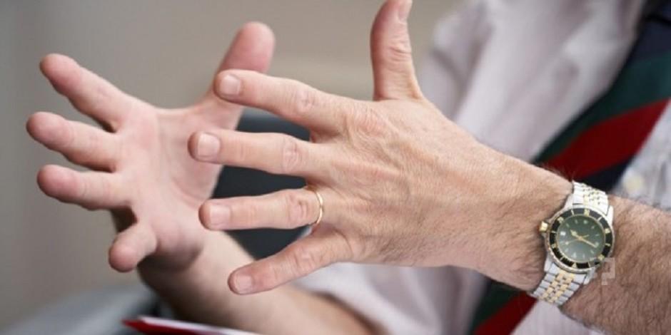 İş görüşmesi boyunca ellerimizle yaptığımız hareketlerin verdiği mesajlar