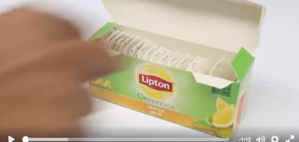Lipton Facebook sayfasından kriz yönetimi dersi