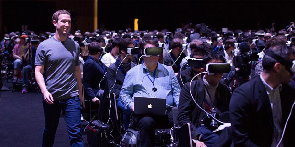 Facebook artık Samsung Gear VR'da 360 derece video izleme imkanı sağlıyor