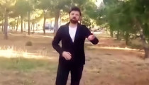 Recep Tayyip Erdoğan taklidi yapan gencin sosyal medyada dikkat çeken videoları