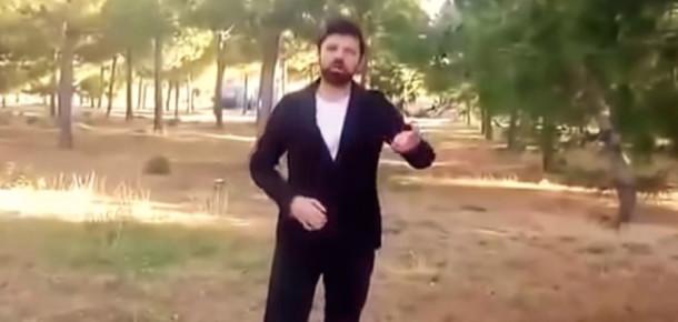 Recep Tayyip Erdoğan taklidi yapan gencin sosyal medyada dikkat çeken 3 videosu