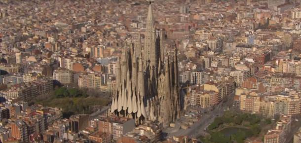 2026'da ünlü Sagrada Familia nasıl görünecek?