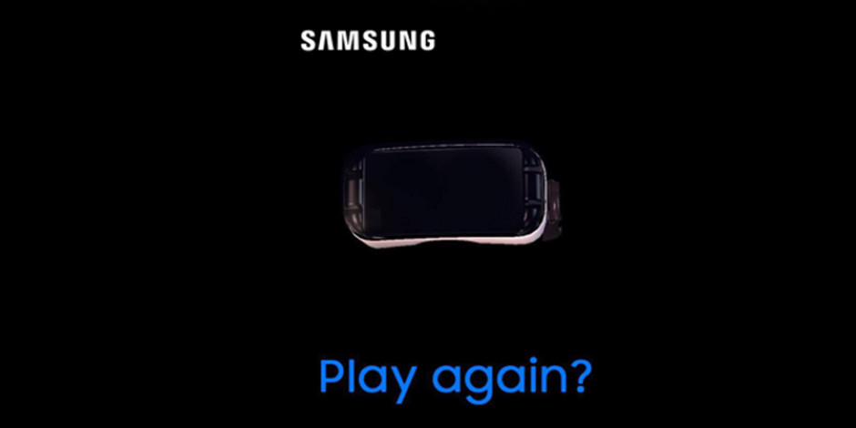 Snapchat'te Samsung'un Sponsored Lenses reklamı