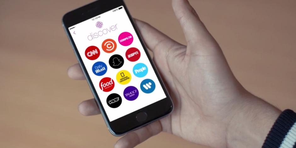 """Snapchat Discover bölümüne """"Abone Ol"""" özelliği geliyor"""