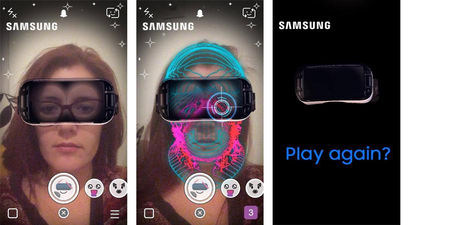 snapchat-samsuns-geolenses-reklami
