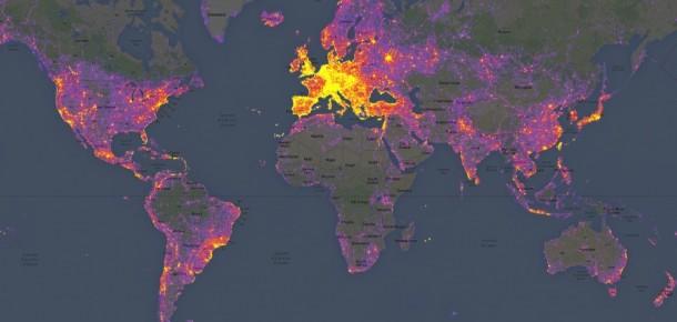 Bize okulda öğretilmeyen 19 ilginç harita