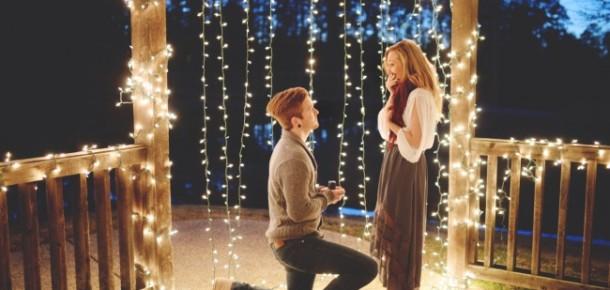 Unutulmaz evlenme tekliflerine 19 harika örnek