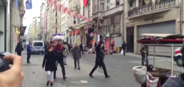 İstiklal Caddesi'ndeki patlamaya dair doğrulanmış 10 bilgi