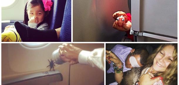 Uçakta karşılaşmak istemeyeceğiniz 25 yolcu tipi