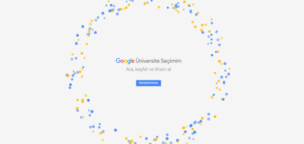 Google'dan üniversite adaylarını hedefleyen hamle: Google Üniversite Seçimim