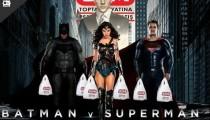 Sosyal medyanın gündemi: Bim'de satılacak Batman V Superman lisanslı ürünler