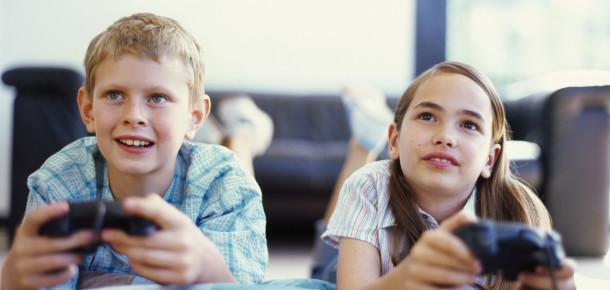Video oyunları oynayan çocuklar, çok daha sosyal ve zeki oluyor