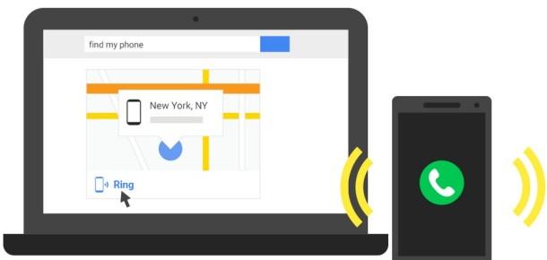 Kaybolan Android cihazınızı bulmanın kolay yolu