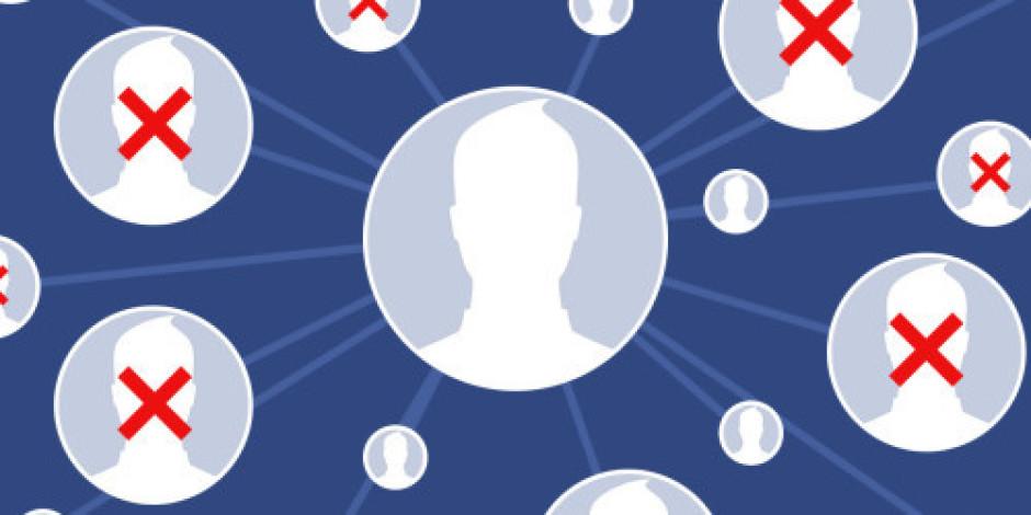 Facebook'ta gereksiz arkadaşları silmenizi gerektiren 5 sebep