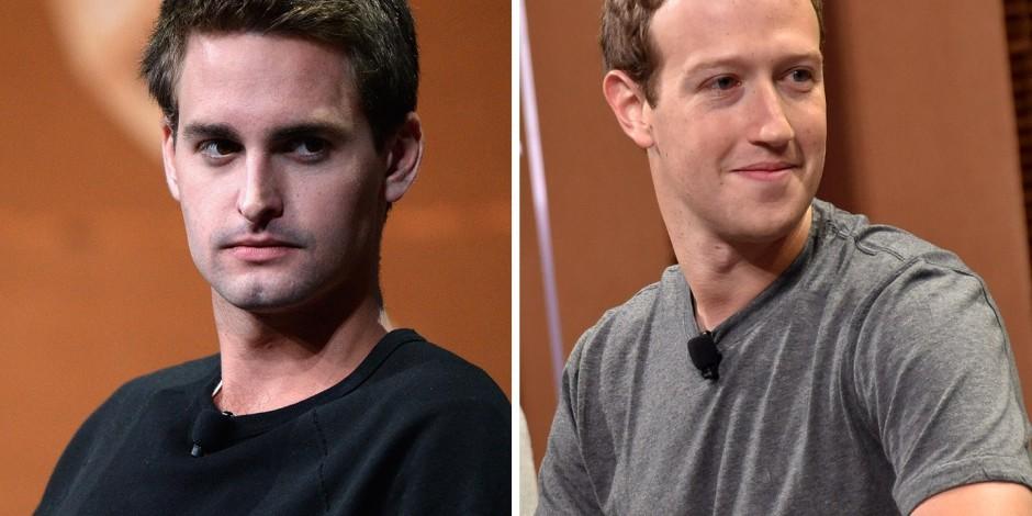 Facebook'un Snapchat rekabeti kızışıyor