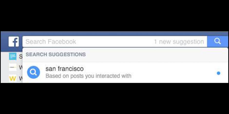 """Google'un """"bunu mu dedin?"""" özelliğine karşılık, Facebook'un """"bunu mu merak ettin?"""" tavsiyesi"""