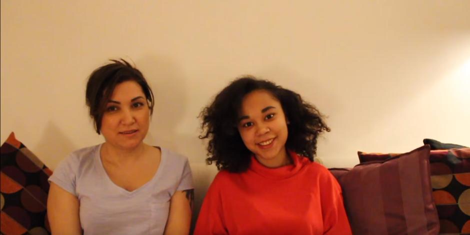 Türk annesiyle diyaloglarını paylaşarak fenomen olan Hannah Francis'ten yeni teşekkür videosu