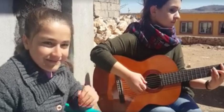 Boğaziçi Caz Korosu'ndan Mardin'e uzanan umut dolu bir şarkı