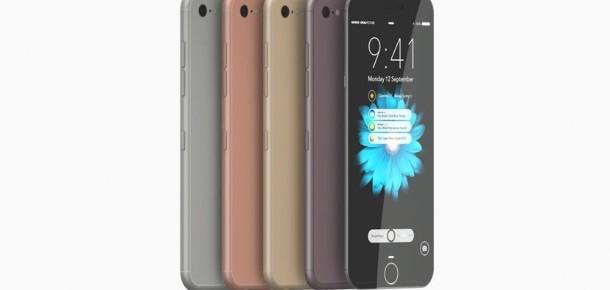 iPhone 7'nin şekli konusunda yeni görüntüler sızdı