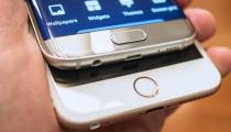 iPhone 6S Plus ve Galaxy S7'nin hız testi karşılaştırması