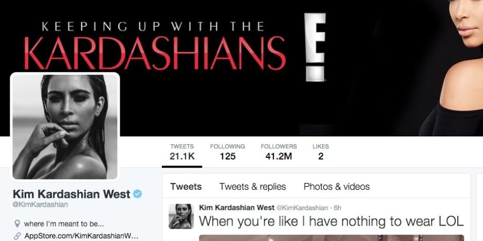 Çıplak selfie'sini paylaşan Kim Kardashian sosyal medyanın gündemi oldu