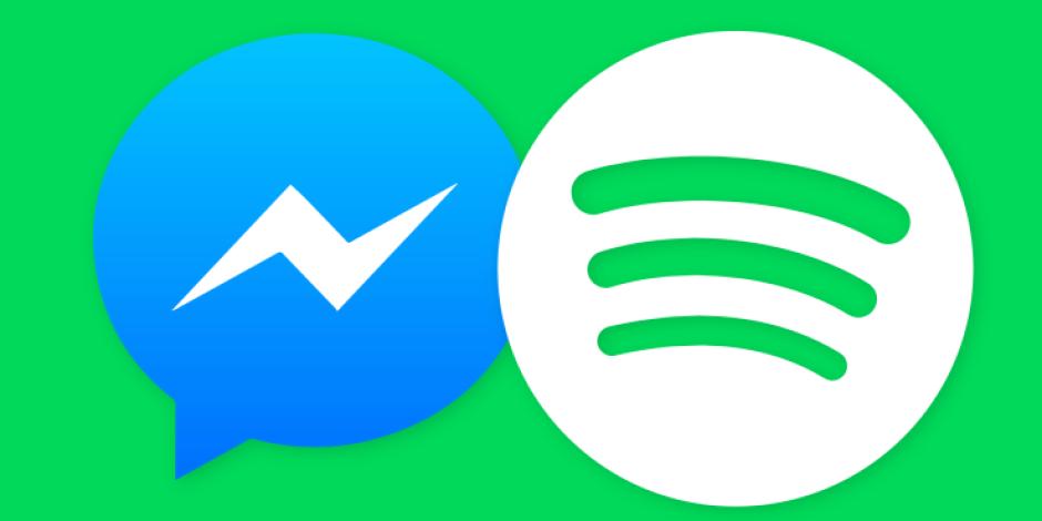 Facebook Messenger, Spotify'dan şarkı paylaşma özelliği ile sohbetlere müzik katıyor
