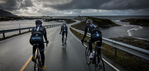 Norveç'te tam 10 bisiklet otoyolu için yaklaşık 1 milyar dolar harcanacak