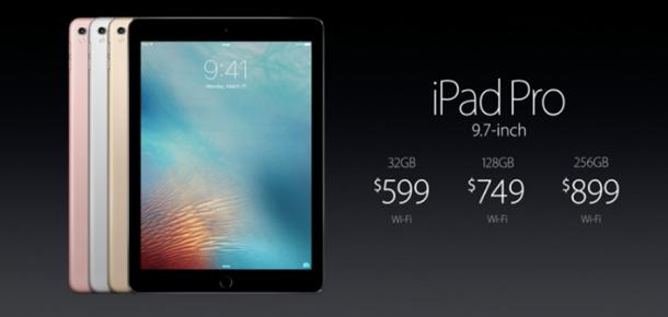 Yeni iPad Pro teknik özellikleri ve fiyatıyla birlikte tanıtıldı!