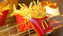 McDonald's sınırsız kızarmış patates konseptine geçiyor